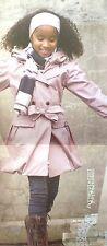 As New Girls E3M / Eeni Meeni Trench Coat Size 4 RRP $150