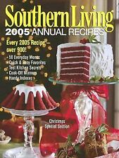Annual Recipes: Every Single Recipe from 2005 by Southern Living Editors (2005,