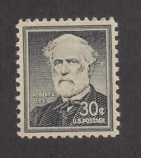 1954 - ROBERT E LEE - CONFEDERATE GENERAL - U.S. POSTAGE STAMP - MINT CONDITION