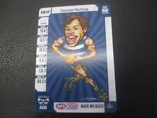 2015 AFL TEAMCOACH MAGIC WILD MW-07 STEVEN MOTLOP GEELONG