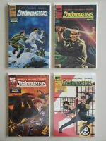 Shadowmasters 1 2 3 4 Marvel Graphic Novel Set Series Run Lot 1-4 VF/NM