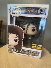 Funko POP! Harry Potter 29 Hot Topic Exclusive Bellatrix Lestrange