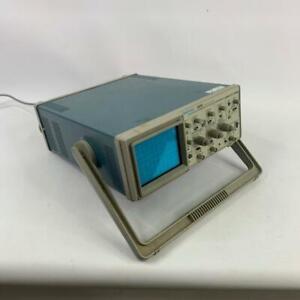 Tektronix 2205 Oscilloscope 20 MHz Dual Trace Analog