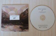 RARE CD ALBUM PROMO EMILY LOIZEAU MOTHERS & ET TYGERS 15 TITRES