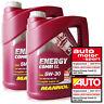 5W-30 Motoröl 2x5L Mannol Energy Combi LL 5W30 API SN CF BMW LL-04 MB 229.51 C30