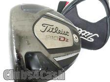TITLEIST 909D2 Driver 12* BASSARA 50 A-Flex +Cover .. LEFT LH  SENIOR