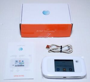AT&T ZTE Velocity | Mobile Wifi Hotspot 4G LTE Router MF923 OPEN BOX