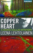 Maria Kallio: Copper Heart 3 by Leena Lehtolainen (2016, CD, Unabridged)