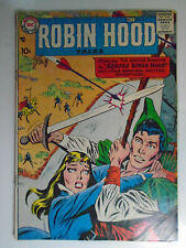 Robin Hood #11, DC, Good/Very Good, 3.0, (C), Off-White/White Pages