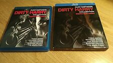 5 Film Collection: Dirty Harry (Blu-ray Disc, 2010, Canadian) CLINT EASTWOOD