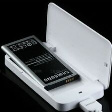 SAMSUNG Galaxy S5 SM-G900 Genuine Original Battery 2800mAh +White Charger