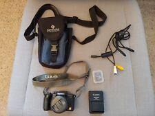 Panasonic Lumix Dmc-Fz5 Digital Camera - Black 12x Zoom Charger, Cable and Case