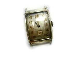 Vintage Gruen Veri-Thin 17J Manual Wind Wristwatch
