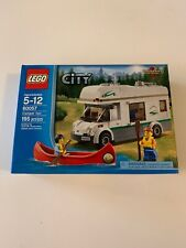Lego Empty Box Only 60057 Camper Van City Free shipping