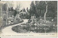 CPA 72 - Le MANS - Un coin du Jardin des Plantes