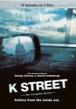 K Street (Michael Craig) - Region Free DVD - Sealed