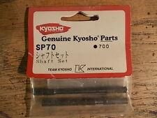 SP-70 Shaft Set - Kyosho Pure Ten Spider MKII MK2 GP10