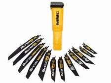 DEWALT-dt2441l 2x vita Reciprocating Saw Blade Set 12 PEZZI