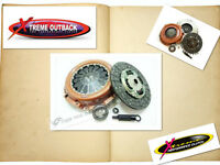 Xtreme HD OUTBACK Clutch KIT FOR Toyota Hilux Turbo Diesel KUN16 KUN26 1KDFTV