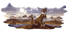 1 RV TRAILER 2012 Wildcat MOUNTAIN SCENE DECAL GRAPHIC-2009