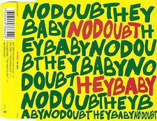 cd-single, No Doubt - Hey Baby, 4 Tracks, Australia