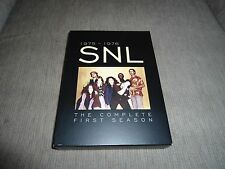 Saturday Night Live: The Complete First Season, 1975-1976 [8 Disc] DVD