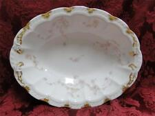 Haviland Schleiger 247d: Oval Vegetable Serving Bowl 10""