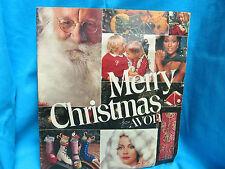 1976 AVON MERRY CHRISTMAS CATALOG