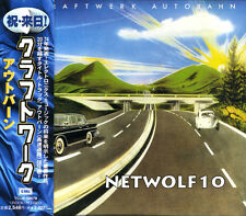 Kraftwerk - Autobahn - CD - Japan with OBI - Sealed