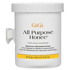 Gigi All Purpose Honee Microwave Hair Removal Wax 8oz 448038 #0365