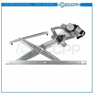 For 2004-2013 Ford F250 F350 Truck Front Right Power Window Regulator With Motor