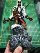 """Rare Assassin's Creed III 3 Collector's Edition 9"""" Connor Statue Mint Condition"""