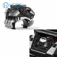 Simulate V8 Engine F82 Motor Cooling Fan For 1/10 RC Crawle SCX10 RC4WD UK
