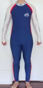 spandex Full Body Suit skinsuit speedsuit XL compression speedskating
