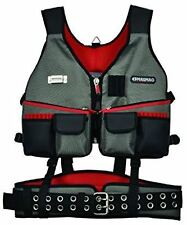 CK MAGMA BUILDERS RIG - Heavy Duty Tool Storage Vest -Comfort Padded Belt MA2728
