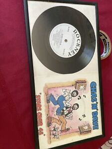 """CHAS AND DAVE  STARS OVER 45    7"""" VINYLCOLLECTABLE"""