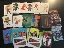 Cryptozoic DC Comics Insert / Chase / Sticker Trading Card Single U PICK