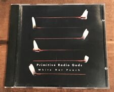 "Primitive Radio Gods ""White Hot Peach"" PROMO CD 