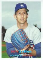 2015 Topps Archives Baseball #83 Don Sutton Los Angeles Dodgers