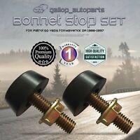 Bonnet Stop Adjuster for Nissan Patrol GQ for Ford Maverick Bumper Stopper 88-97