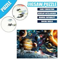 1000 Pieces Jigsaw Puzzles Space Traveler Puzzle Kids Educational Toys Game Gift