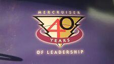 Mercury Mercruiser Outboard Dealer US Price List July 2001  FREE SHIP