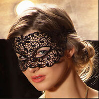 Hot Lace Eye Mask Venetian Masquerade Halloween Ball Party Fancy Dress Costume