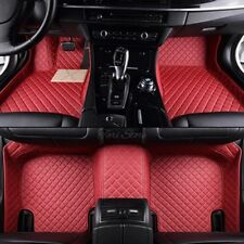 Audi a6 c7 Avant año de fabricación 11-18 tapices fußraum alfombrillas coche alfombrillas de cáscara