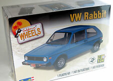 Revell 1/24 VW Rabbit Plastic Model Kit  85-4333 854333