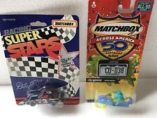 MATCHBOX 1:64 DIE CAST RACING SUPER STARS DALE EARNHARDT CAR COLORADO SNOWMOBILE