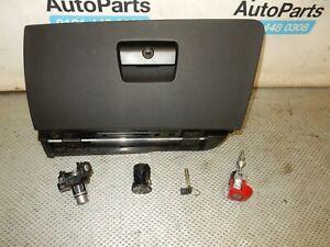 BMW 3 SERIES E90 (2005 - 2009) LOCK SET WITH GLOVE BOX REF#2 (REF#D122)