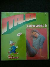 Tukano – Italian Carnaval 6 LP vinile disco 33 giri
