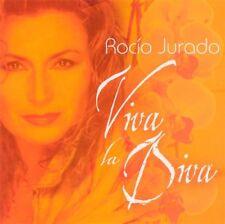 Rocio Jurado viva La Diva CD new Nuevo Sealed