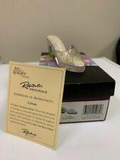 Just The Right Shoe, Crocus Item #25081 Coa w/box
